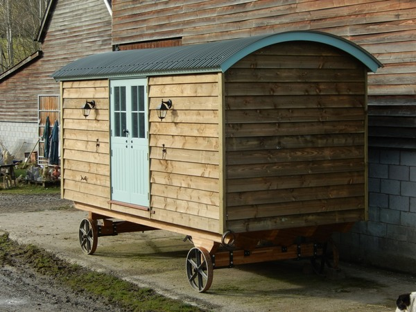 Shepherd Hut for sale